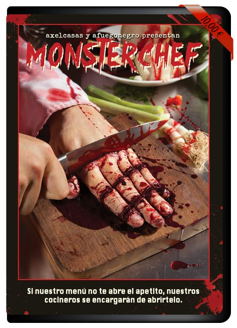 Monsterchef AFN Cover